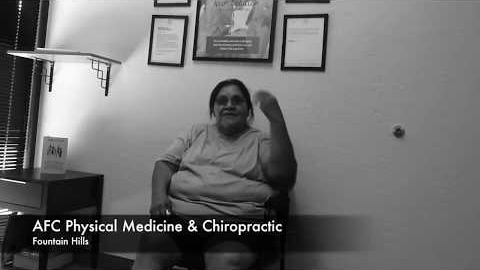 AFC Fountain Hills - Linda's Back Pain Relief